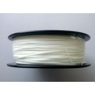 Filamento PLA para impresora 3D - Blanco