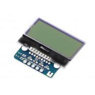 LCD Pequeño I2C- 5V