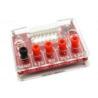 Carcasa de acrílico V1 para placa ATX V1.1