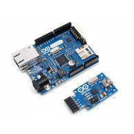 Arduino Ethernet + USB2SERIAL