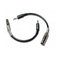 Cable convertidor de BNC a TRS 3.5mm (DSO nano)