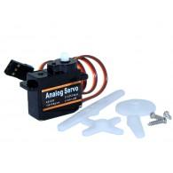 Mini Servo de alta sensibilidad EMAX 9g ES08A