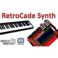 RetroCade Synth Mega Wing