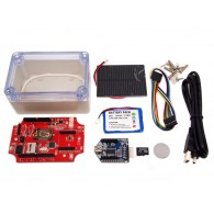 Seeeduino Stalker - Kit solar a prueba de agua (DESCONTINUADO)