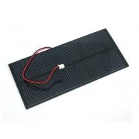 Panel Solar de 2 watts 80x180 mm