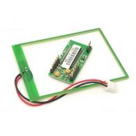 Módulo RFID 13.56Mhz - IOS/IEC 14443 Tipo A