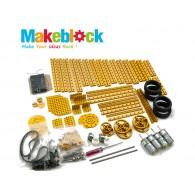 Kit de Robótica Completo Makeblock – Dorado (DESCONTINUADO)