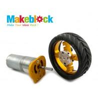 Kit de motor 25mm Makeblock - Dorado (DESCONTINUADO)