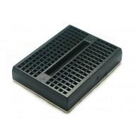 Mini tarjeta de Prototipos (Protobard) 4.5x3.5cm - Negra