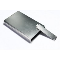 Contenedor de aluminio para proyectos - 111 * 67 * 16 (mm)