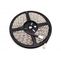 Tira de LED RGB impermeable flexible - 60 LEDs - 1m