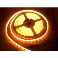 Tira de LEDs AMARILLOS flexible - 60 LEDs - 1m