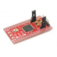 Placa de desarrollo CPLD CoolRunner-II XC2C64A