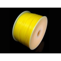 Filamento ABS para impresora 3D - Amarillo (Última pieza)