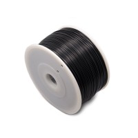 Filamento PLA para Impresora 3D - Negro