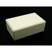Contenedor plástico 39x63x102 mm