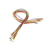 Grove - Cable universal abrochado de 4 Pines y 50cm (5 Piezas/Paquete)