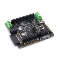 Rainbowduino - Plataforma de control de LEDs Atmega 328
