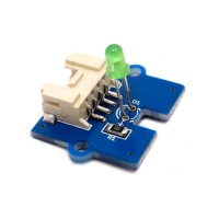 Grove - LED verde (3mm)