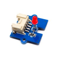Grove - LED rojo (3mm)
