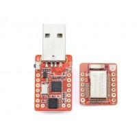 BLE Nano con tarjeta USB MK20