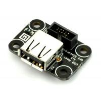 Módulo USB Host - Gadgeteer - Compatible con .NET (Última pieza)