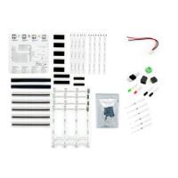 Kit Cubo Arco iris - RGB 4X4X4 (Compatible con Rainbowduino)