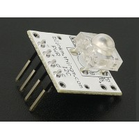 BlinkM - LED RGB controlado con I2C (DESCONTINUADO)