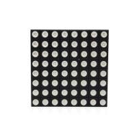 Matriz cuadrada de LED RGB super brillante (8x8)-60mm