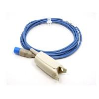 Sensor clip de dedo medidor de oxígeno en la sangre (Disponibilidad Restringida) (DESCONTINUADO)