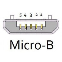 Cable USB Micro - 100cm