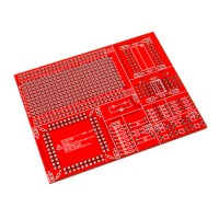 Breakout para montaje Superficial QFP - 0.50 mm