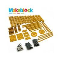Kit de extensión de estructuras Makeblock - Dorado (DESCONTINUADO)