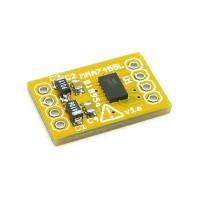 Acelerómetro MMA7455L - Breakout (DESCONTINUADO)