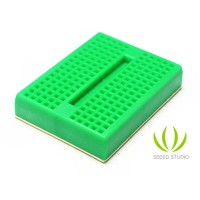 Mini Protoboard de 4.5x3.5CM - Verde