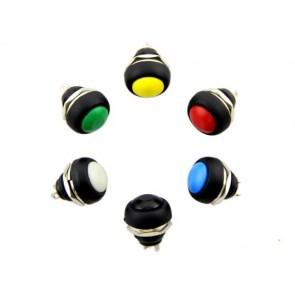 Paquete De Botones De Cupula - 12mm
