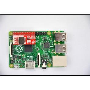 Tarjeta de Expansión Raspberry Pi B+ AD/DA
