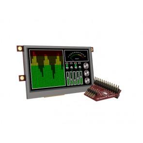 Módulo de display de 4.3 pulgadas para el Raspberry Pi