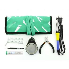 Kit de Soldadura Básico (incluye soldadura 22W 230V)