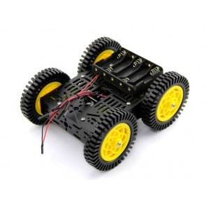 Multi Chassis-4WD Robot Kit (ATV)