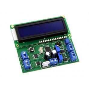 Controlador de temperatura tipo termopar