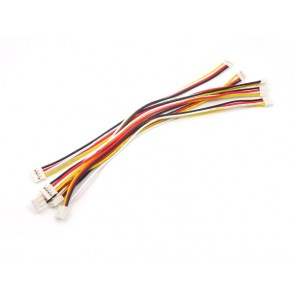 Grove - Universal 4 Pin cable de 20 cm (5 unidades Pack)