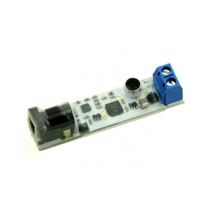 The Whistled - Transmisor controlado por sonido