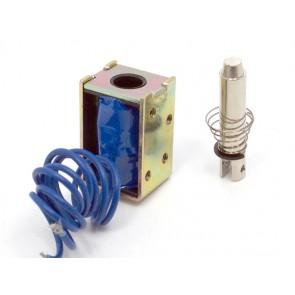 DC solenoide con marco HCNE1-0630