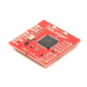 SDLogger - Data Logger Hardware Abierto