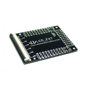 Extensión de conexiones para cables LCD tipo FPC de 05mm