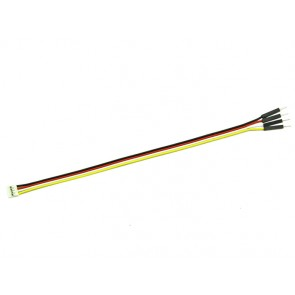 Grove - Cable jumper de 4 pines macho a Grove - Cable de conversion  (5 piezas por cable)