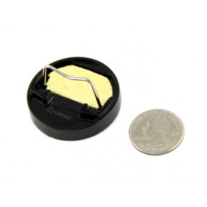 Mini soporte para cautín