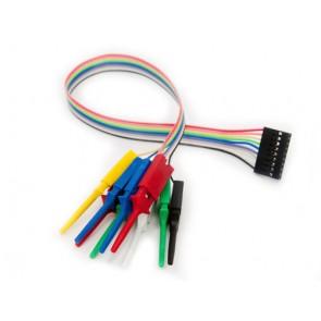 Cable Sniffer de lógica abierta para pruebas