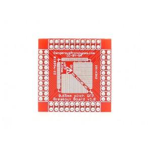xQFP breakout board - 0.65 mm